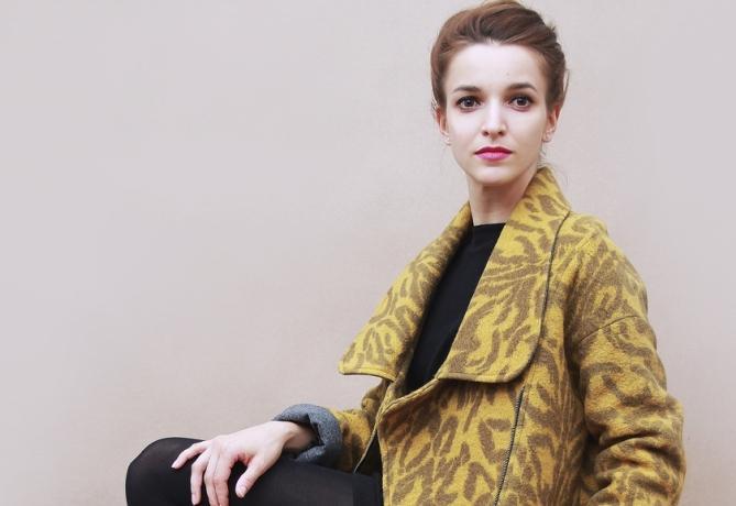 Antreprenoarea care s-a intors in Romania pentru a pune bazele unei afaceri cu mantouri