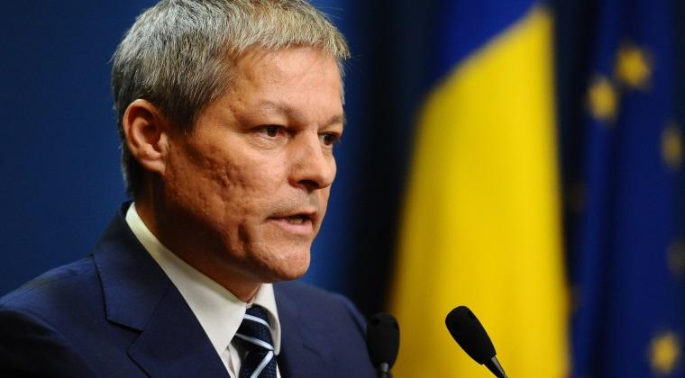 Dacian Ciolos: Decizia mea este sa nu fac pasul spre Uniunea Salvati Romania