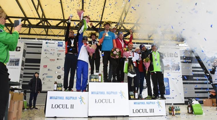Maratonul Nisipului: cine sunt castigatorii competitiei internationale de la Mamaia