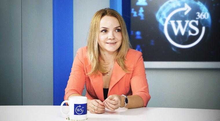 Raluca Radu, Answear.ro: Valoarea medie a cosului, 360 lei