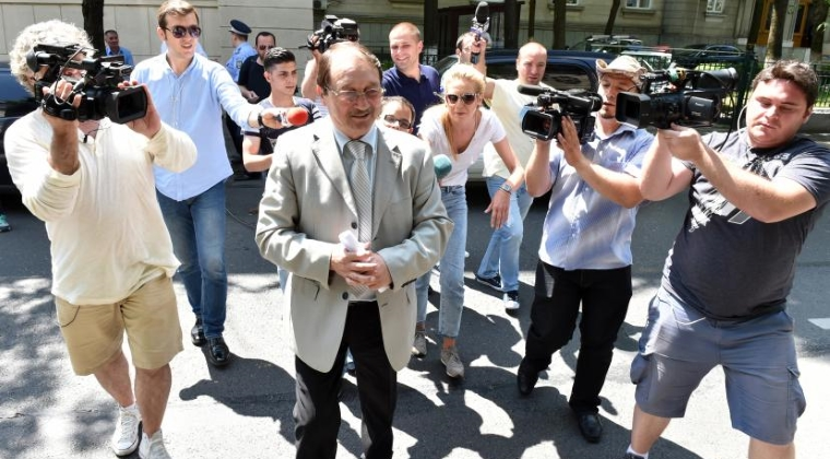 Mircea Basescu ramane in inchisoare. Tribunalul Constanta i-a respins definitiv cererea de eliberare conditionata
