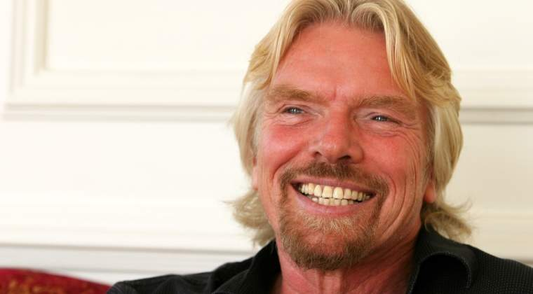 Noua sfaturi de la miliardarul Richard Brandson pentru a atinge succesul in afaceri si a fi fericit