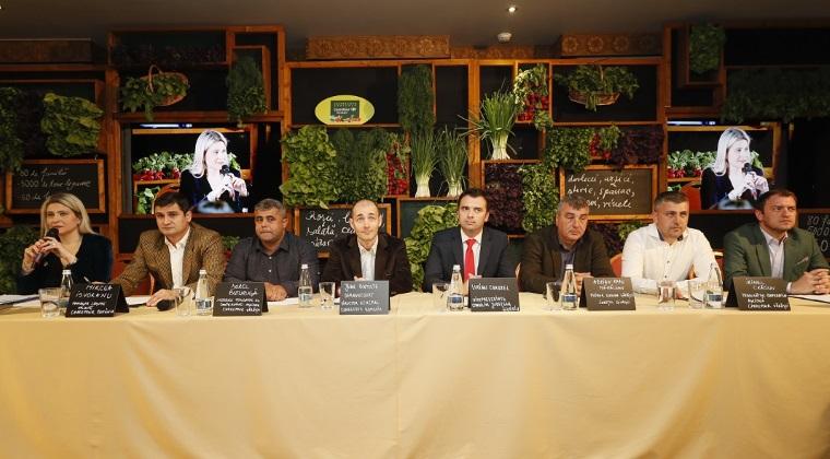 Jean-Baptiste Dernoncourt, CEO Carrefour Romania: Prin Cooperativa Agricola vrem ca romanii sa aiba acces la produse romanesti si sa limitam pe cat posibil importurile