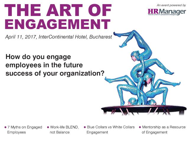 (P) Implicarea angajatilor nu este doar o arta, ci si un avantaj competitiv