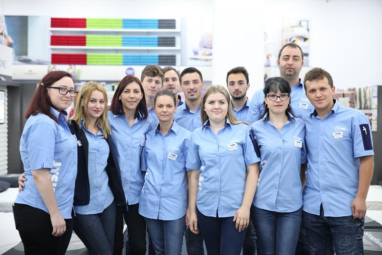 (P) JYSK Romania acorda angajatilor sai tichete de vacanta de pana la 1.500 lei pe an