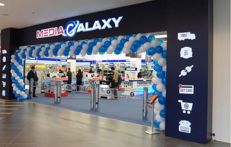 Media Galaxy a investit 500.000 euro in reamenajarea magazinului din Bucuresti Mall - Vitan