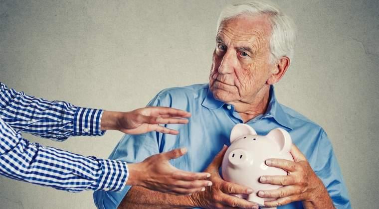 Pensiile si indemnizatiile de somaj vor fi platite pana de Paste