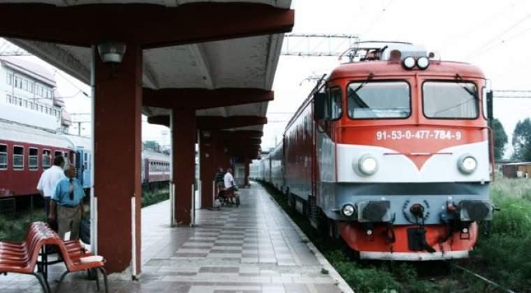 CFR Calatori suplimenteaza locurile in trenuri de Paste