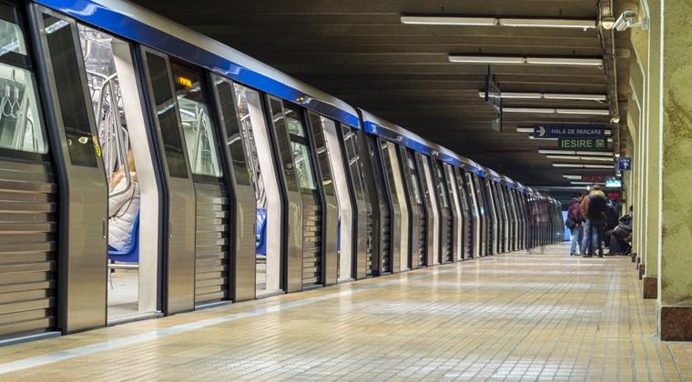 Circulatie ingreunata la metrou, din cauza unei avarii RADET
