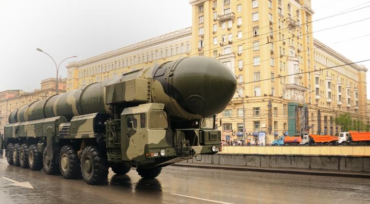 Geopolitica armelor nucleare