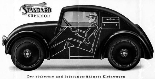 Un olandez si un elvetian vor sa reconstruiasca modelul VW Beetle din 1933