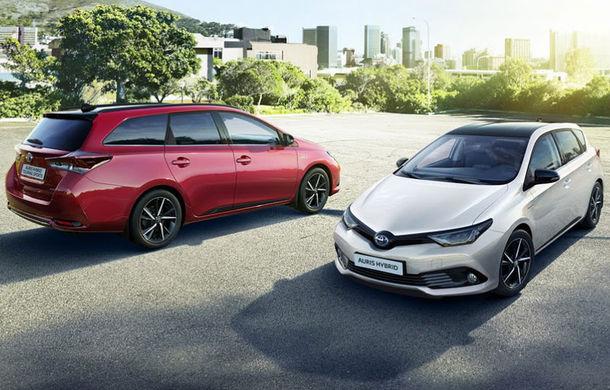 Toyota incearca sa reaprinda interesul publicului pentru Auris cu editia special Bi-tone