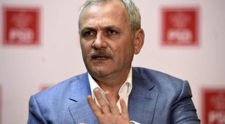 """Instanta suprema a respins contestatia la executare a lui Liviu Dragnea in dosarul """"Referendumul"""""""