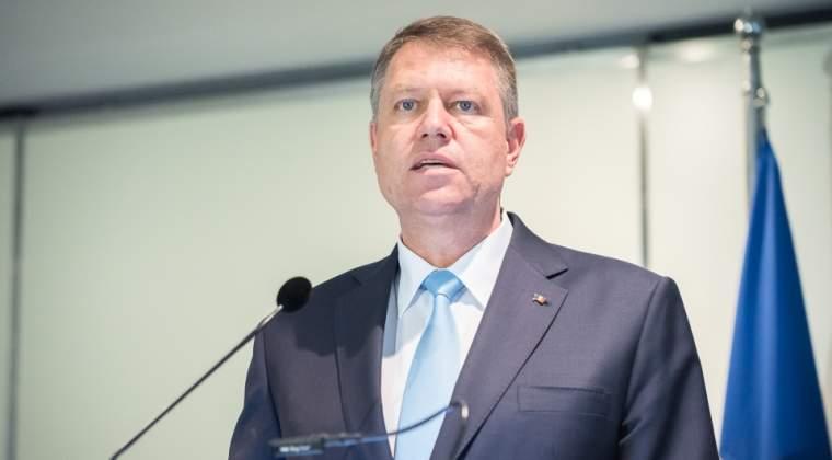 Klaus Iohannis: Speta ANCOM seamana izbitor cu speta OUG 13