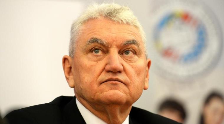 Misu Negritoiu a fost revocat de Parlament din functia de presedinte al Autoritatii de Supraveghere Financiara