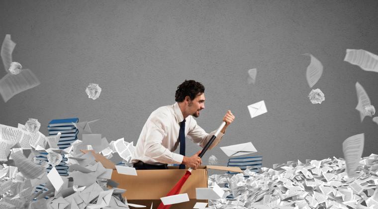 Birocratia a devenit o problema greu de manageriat? 5 strategii destepte pe care sa le aplici acum