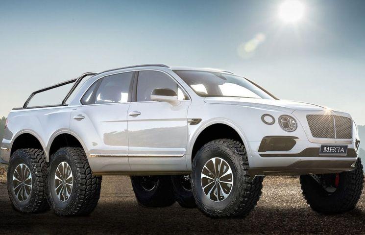 Fanii Bentley trebuie sa se pregateasca pentru o noua versiune de lux a modelului Bentayga