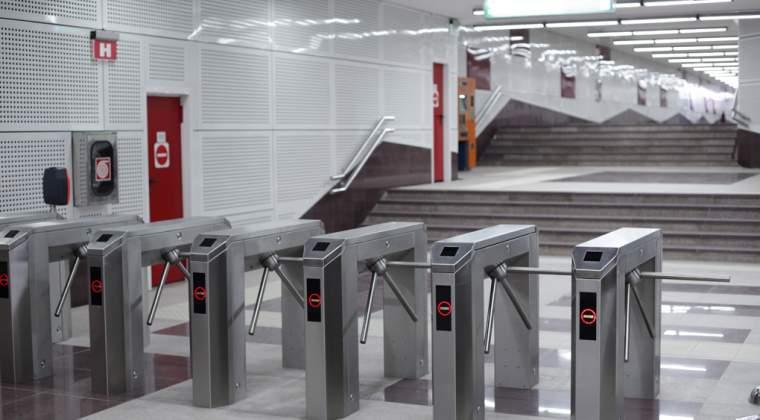 Metrorex: lucrari de modernizare in statiile de metrou Pipera si Aurel Vlaicu