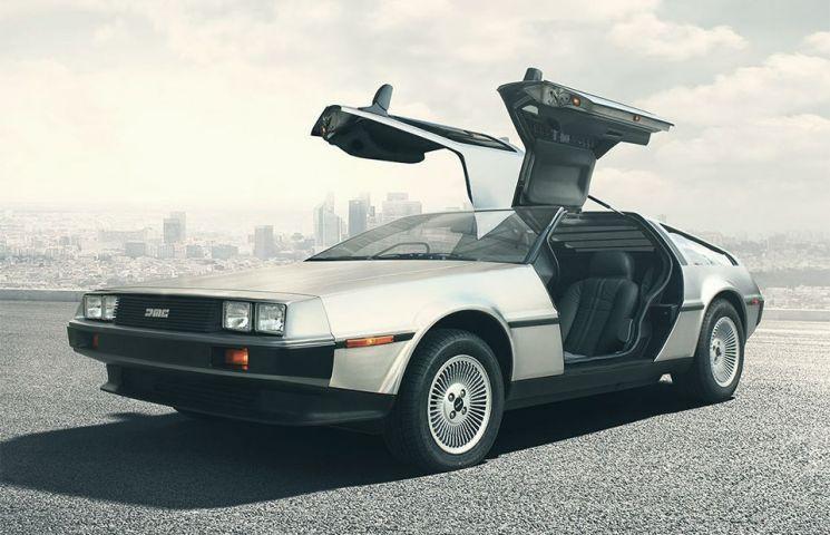 Afla adevarata poveste din spatele modelului DeLorean DMC-12