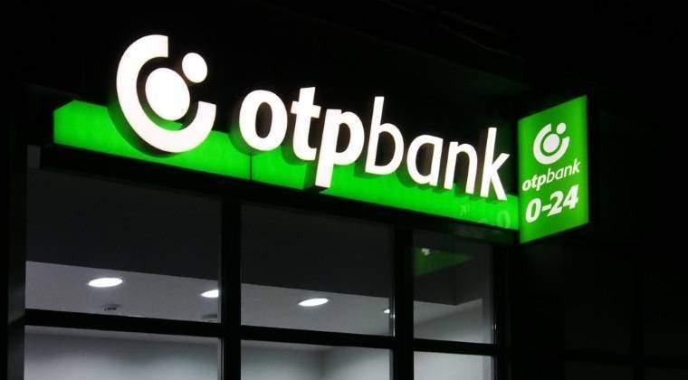 OTP Bank a inregistrat un profit consolidat ajustat dupa impozitare de 19.1 mil lei