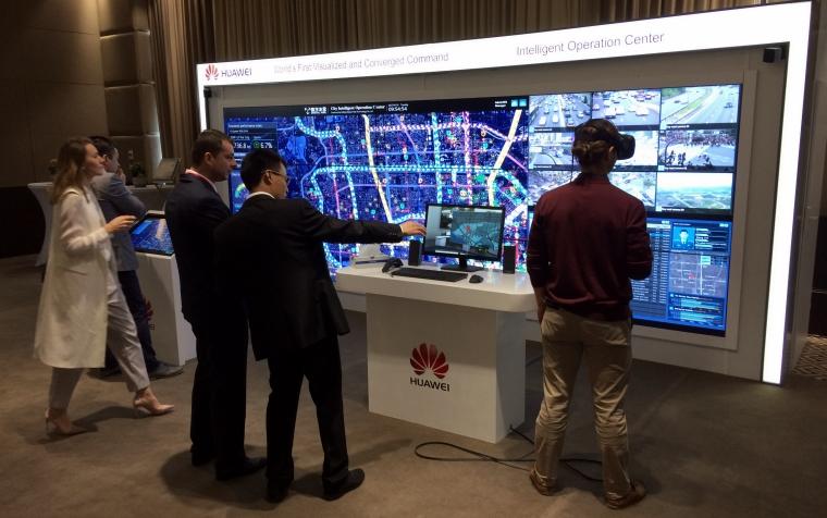 Care sunt legaturile intre Ambasadorul Chinei, Huawei, smart city si...Caracal