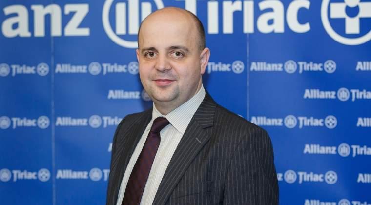 Allianz-Tiriac Asigurari: Plafonarea tarifelor RCA, nu este solutia pentru piata din Romania
