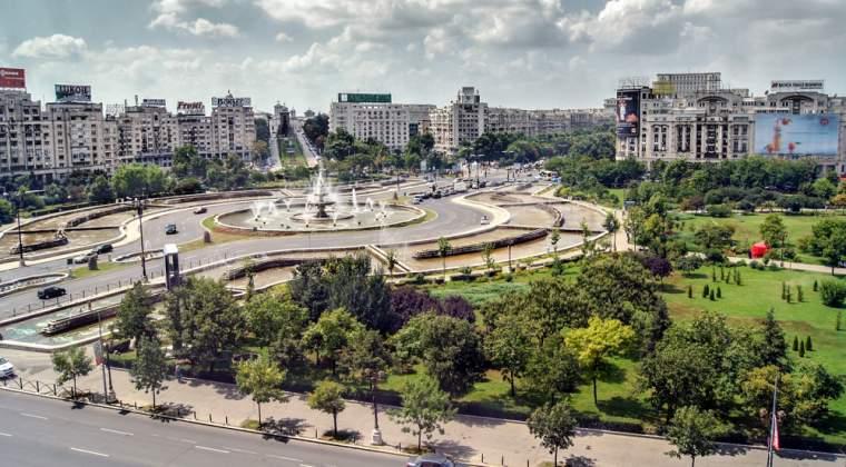 """Primaria Capitalei a lansat concursul """"Cea mai frumoasa fatada"""""""
