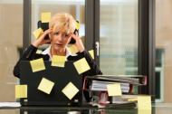 Cum lucrezi eficient cu un sef foarte stresat si ocupat