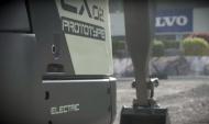 Volvo dezvaluie primul excavator electric