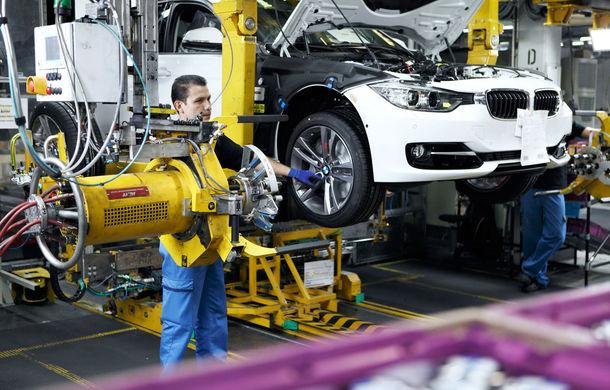 BMW a primit licenta pentru exportul masinilor produse in China