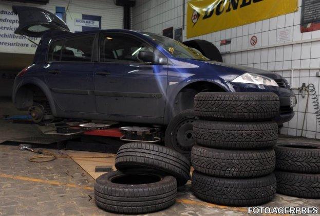 ANAF a aplicat sanctiuni de 1,22 milioane de lei in cadrul unor controale in care au fost verificate 208 service-uri auto