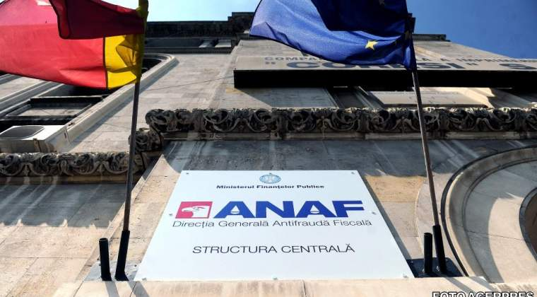 Aproape 700 de contribuabili verificati de ANAF in ultimele doua zile au platit la buget 15,8 milioane lei