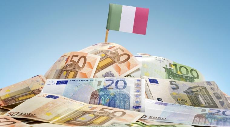 Salvarea unei banci din Italia cimenteaza pericolul financiar