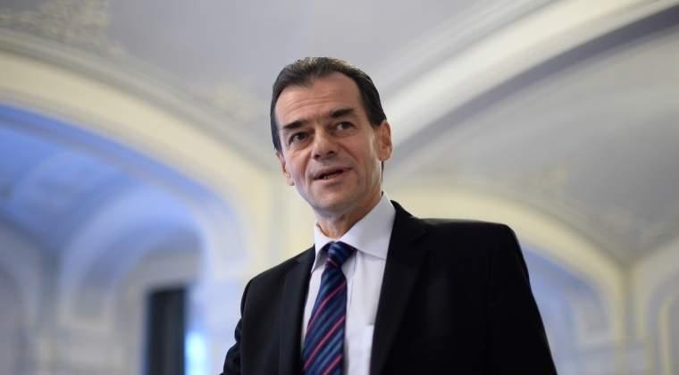 Ludovic Orban: Este un razboi clar intre cei care conduc azi Romania si companii
