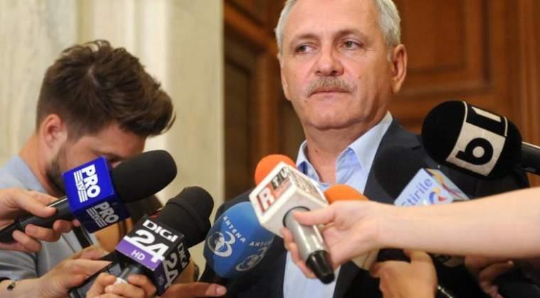 Dragnea: Nu stiu ce are Soros cu mine sau cu PSD, dar e ceva