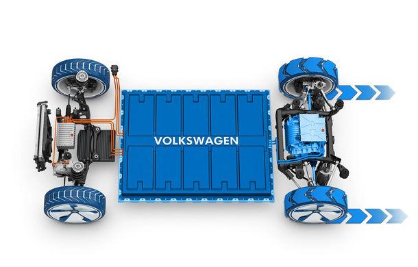 "Volkswagen avertizeaza: ""Am putea asista la o criza a bateriilor litiu-ion in 2025"""
