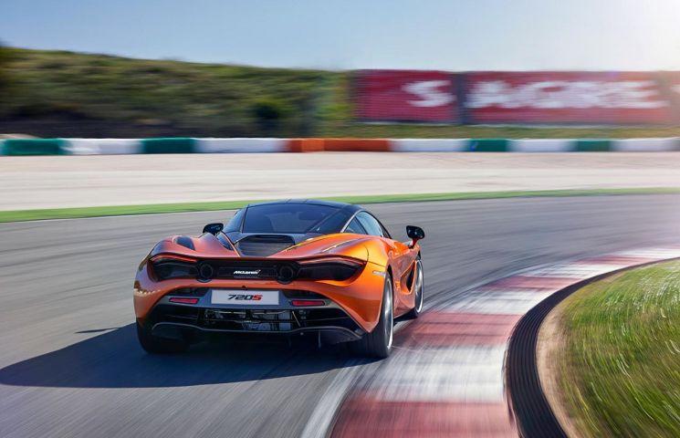 McLaren ia in calcul tractiunea integrala pentru modelele viitoare