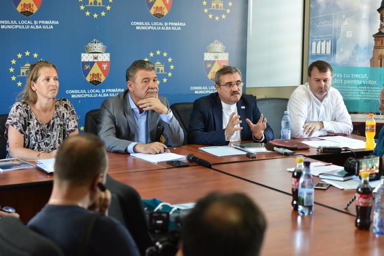 Peste jumatate de MILION de euro - beneficiile implementarii tehnologiilor de smart city in Alba Iulia