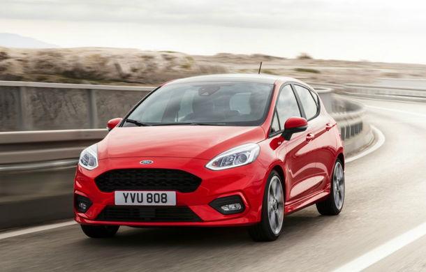 Noua generatie Ford Fiesta este disponibila in Romania: preturile incep de la 11.900 de euro