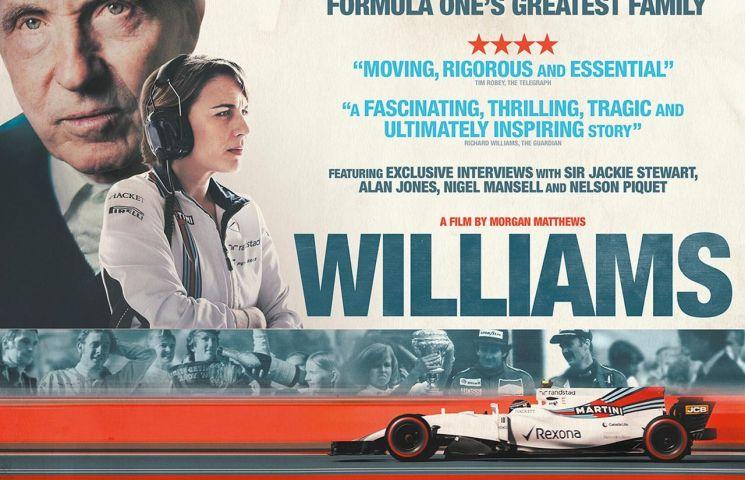 Primul documentar despre legendara echipa de Formula 1 - The Williams