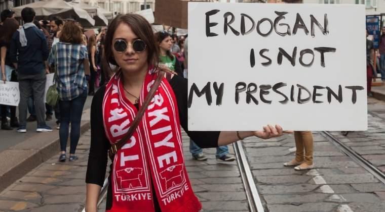 Turcia, la un an de la tentativa de lovitura de stat. Cronologia desfasurarii evenimentelor
