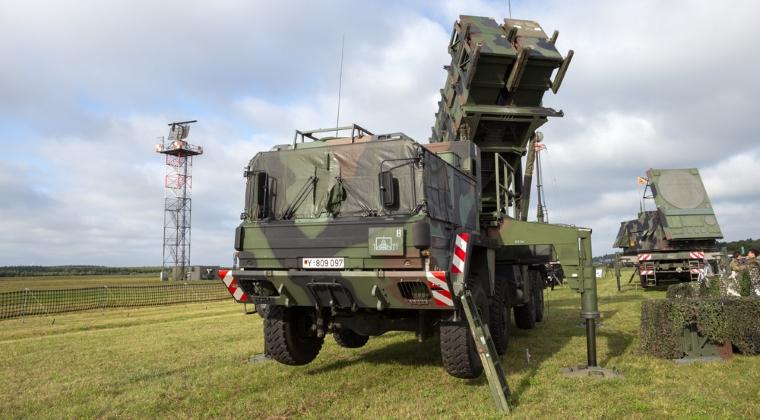 Compania americana Raytheon poate obtine un profit de 500 mil. dolari din contractul cu Romania pentru rachete Patriot