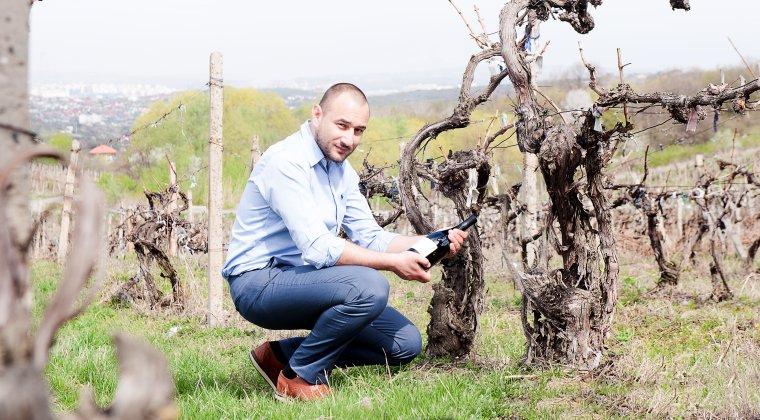 Gabriel Olteanu, Crama Gramma: Vedem pe mese tot mai multe pahare de vin in detrimentul halbelor de bere