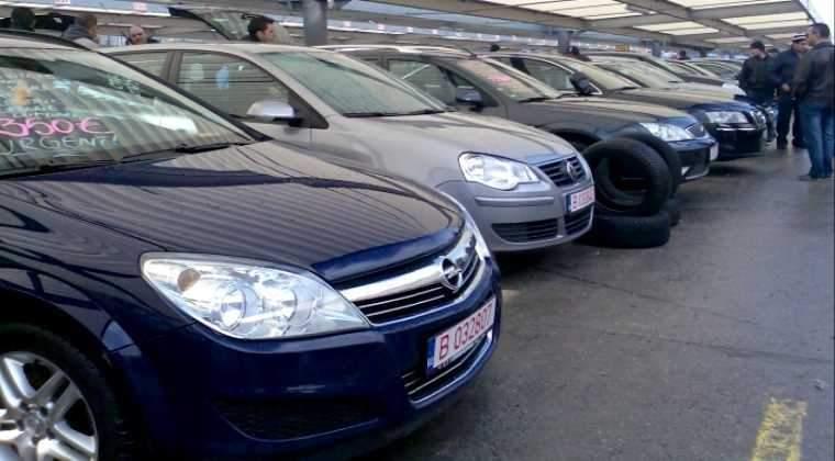 Tranzactiile cu masini second-hand au crescut cu 130% in primul semestru din 2017
