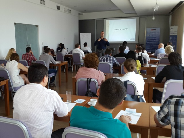 (P) Management, leadership si vanzari, cu Train Your Brain, in august la IAKI Mamaia