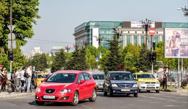 Inmatricularea vehiculelor va putea fi suspendata daca ITP-ul a expirat