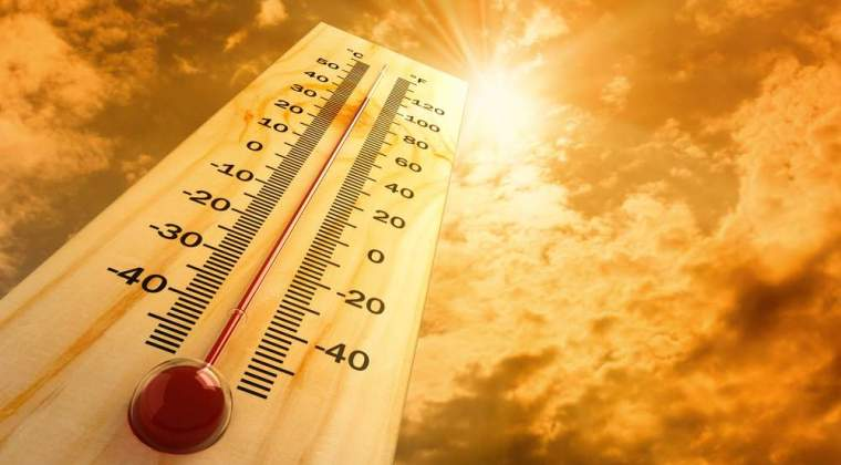 Temperaturile vor atinge 42 de grade in douasprezece judete din vestul tarii