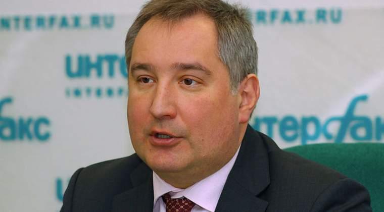 Rusia: Vicepremierul Rogozin a catalogat drept pro-romaneasca si pro-fascista guvernarea de la Chisinau