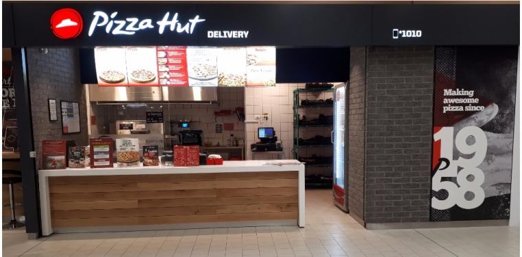 200.000 de euro, investitie in Pizza Hut Delivery Dr. Taberei