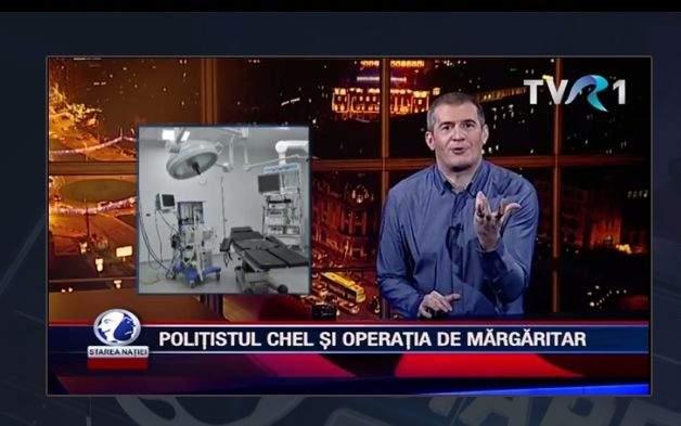 Emisiunea lui Dragos Patraru, Starea Natiei, revine la Televiziunea Romana